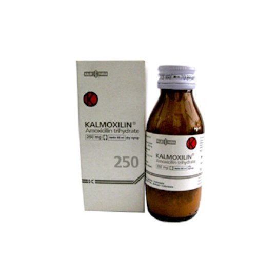 KALMOXILIN 250 MG/5 ML SIRUP 60 ML