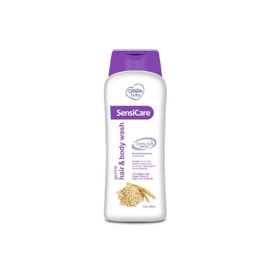 Cussons Baby Sensicare Gentle Hair & Body Wash 200 ml
