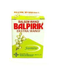 BALPIRIK EXTRA WANGI JASMINE 20 G