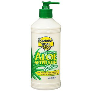 BANANA BOAT ALOE AFTER SUN LOTION 88 ML