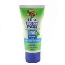 BANANA BOAT ULTRA PROTECT FACES SPF 30 90 ML