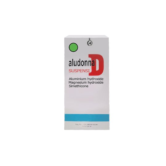 ALUDONNA D SIRUP 150 ML