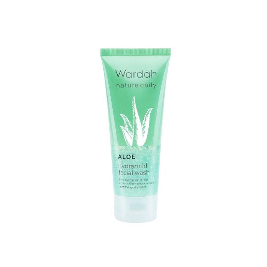 WARDAH ALOE HYDRAMILD FACIAL WASH 60 ML