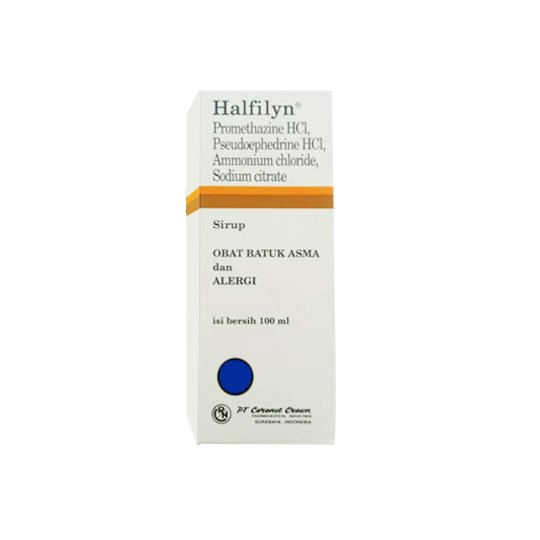 HALFILYN SIRUP 100 ML