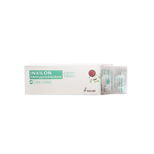Inxilon 4 mg 10 Tablet