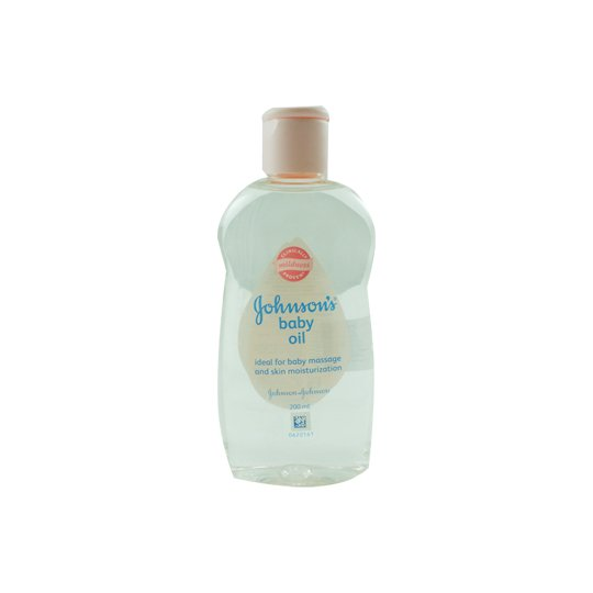 JOHNSON & JOHNSON BABY OIL - MILDNESS 200 ML BAYI & ANAK