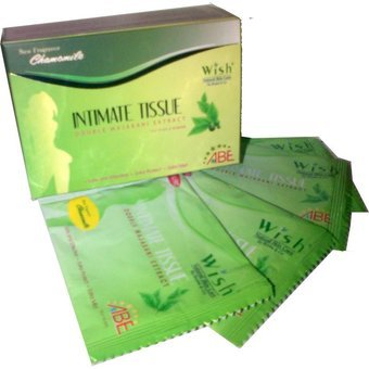 WISH TISSUE DOUBLE MAJAKANI 9 SACHET