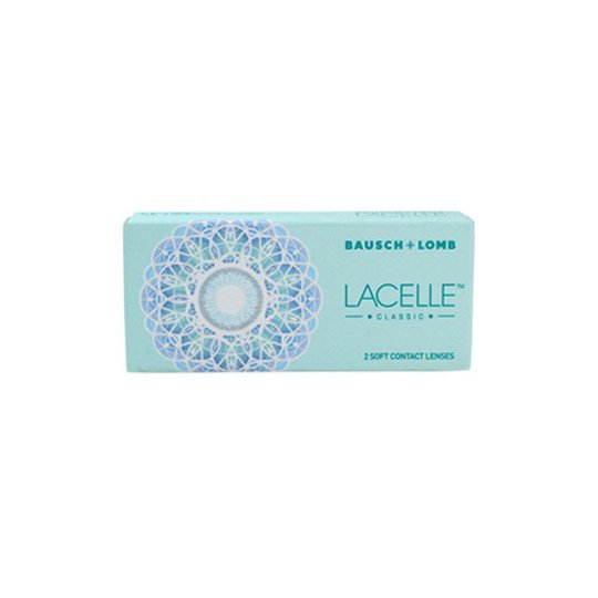 BAUSCH+LOMB LACELLE CONTACT LENS BLUE