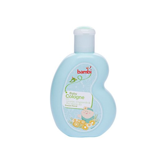 Bambi Baby Cologne Sweet Floral 100 ml