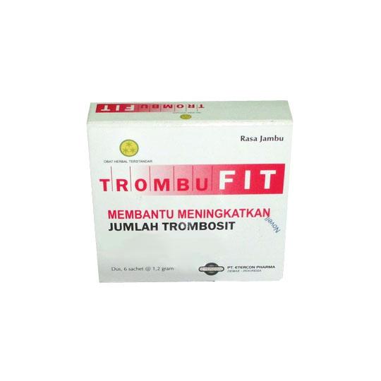 TROMBUFIT POWDER SACHET 1,2 G