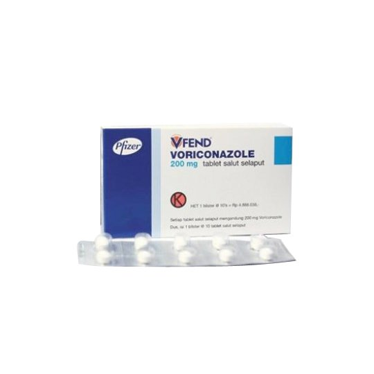VFEND TABLET 200 MG