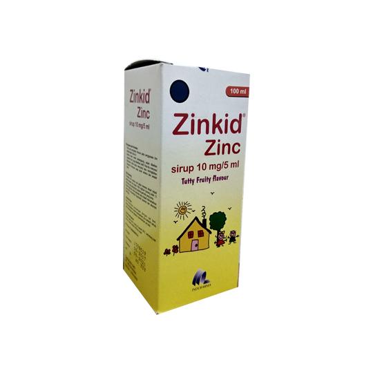 ZINKID SIRUP 10MG/5ML 100ML