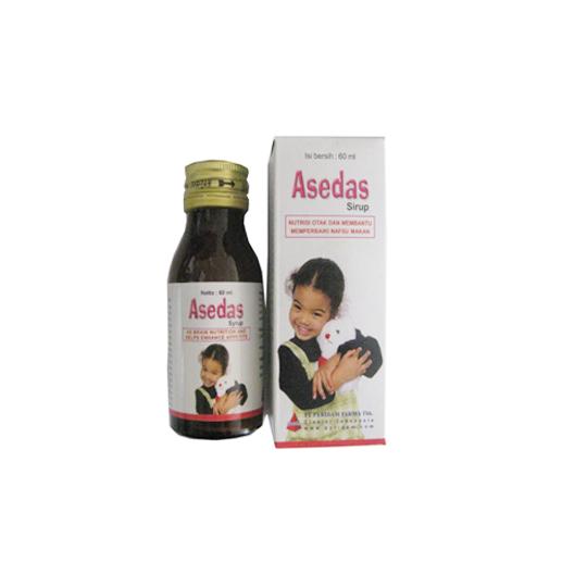 ASEDAS SIRUP 60 ML