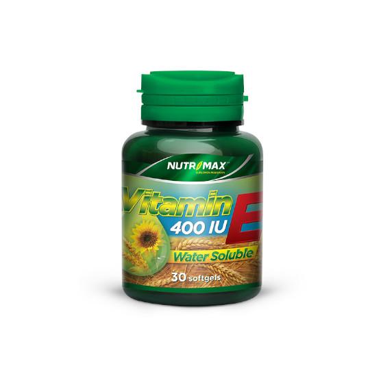 NUTRIMAX VITAMIN E 400 IU WATER SOLUBLE 30 KAPSUL