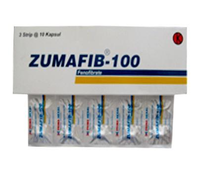 ZUMAFIB 100 MG 10 KAPSUL