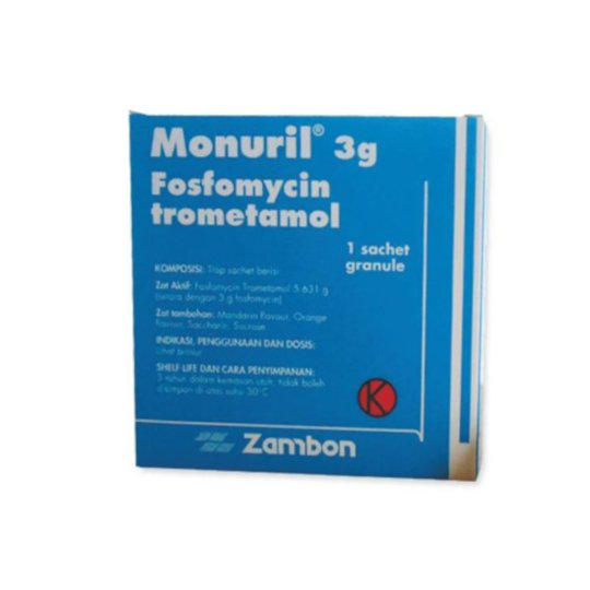 MONURIL GRANUL 3 G