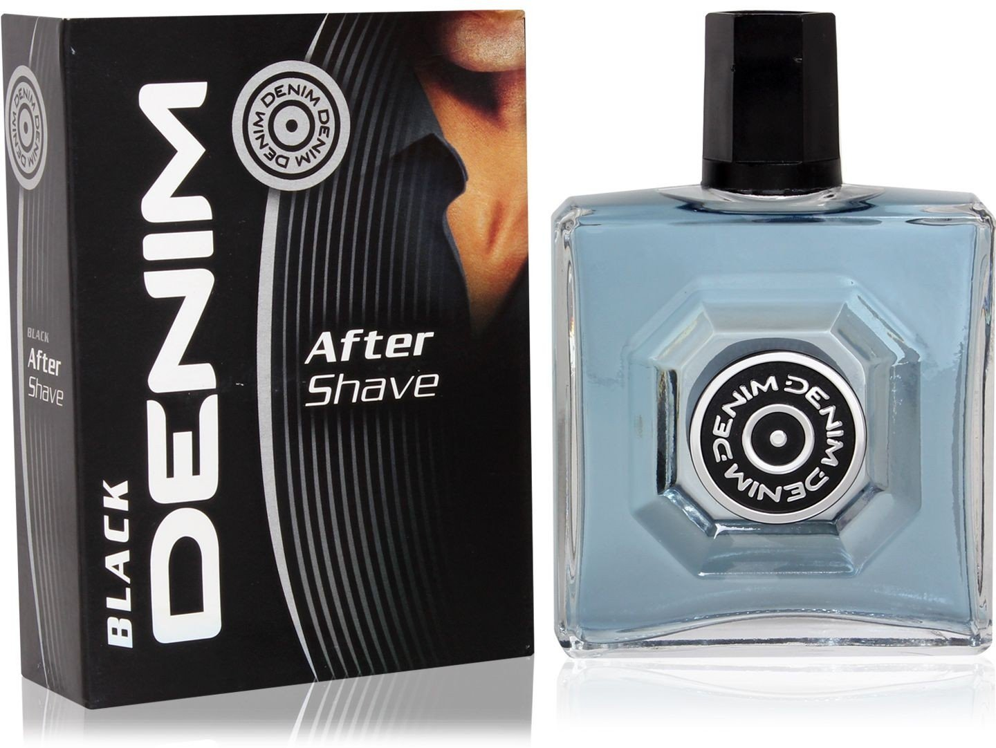 DENIM AFTER SHAVE BLACK 100 ML