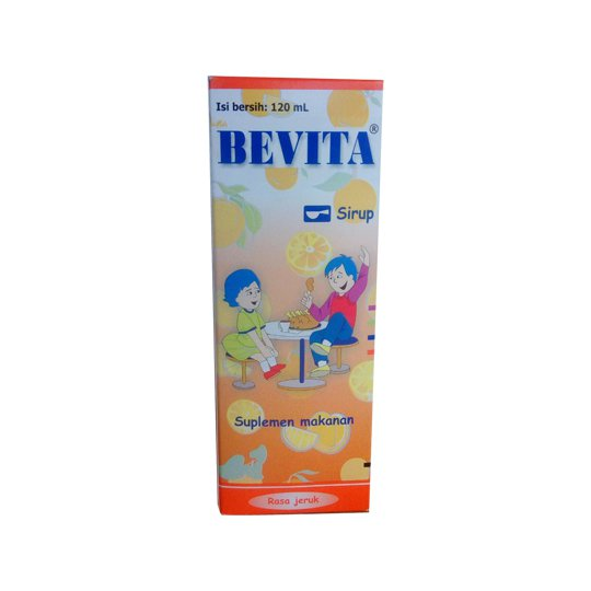 BEVITA SIRUP 120 ML