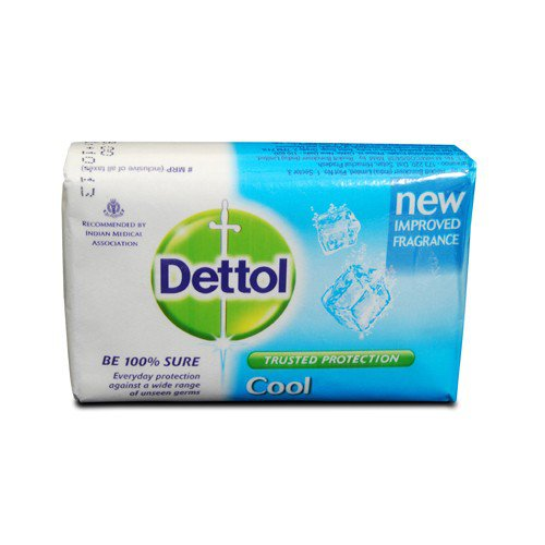 DETTOL COOL BAR 120 G