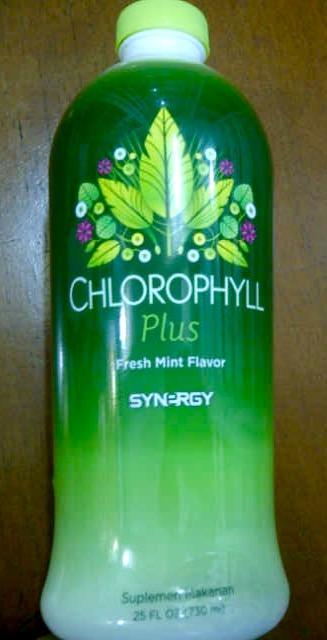 SYNERGY CHLOROPHYLL 32 LIQUID 946 ML