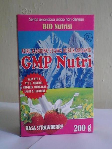 SUSU KAMBING ETAWA GMP NUTRI 200 G