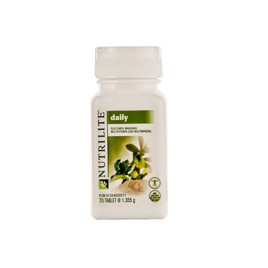 AMWAY NUTRILITE DIALY 70 TABLET
