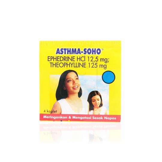 ASMA SOHO 4 TABLET