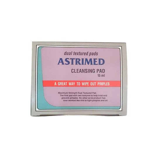 ASTRIMED CLEANSING PAD 15 ML