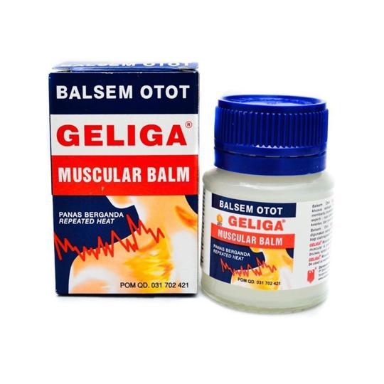 BALSEM OTOT GELIGA MUSCULAR BALM 60G