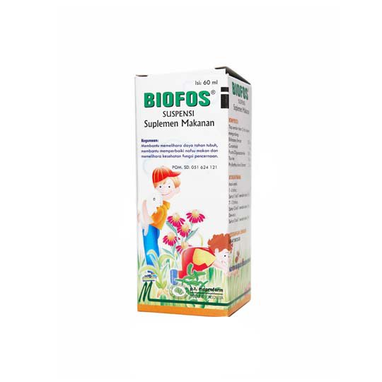BIOFOS SUSPENSI 60 ML