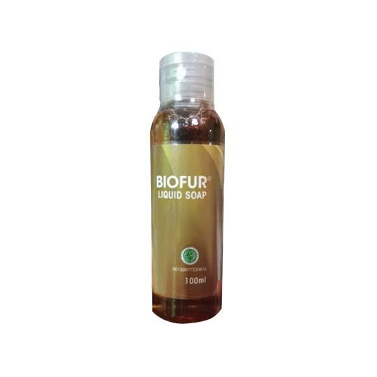 BIOFUR LIQUID SOAP 100 ML