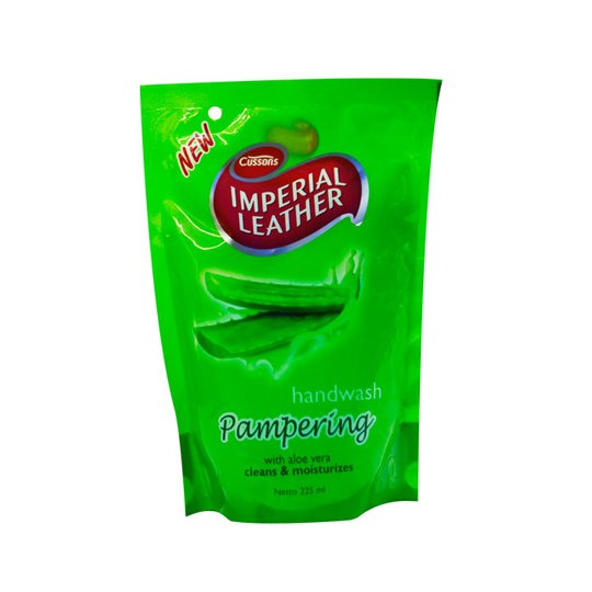 CUSSONS IMPERIAL HAND WASH REFILL PAMPERING 225ML