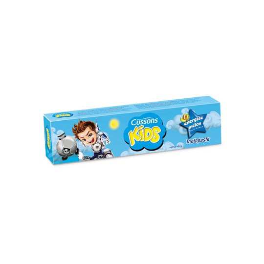 CUSSONS KIDS ENERGIZE MELON TOOTHPASTE 45G