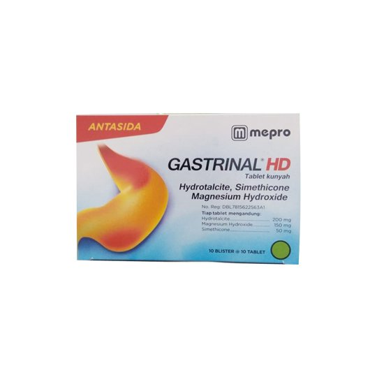 GASTRINAL HD 10 TABLET