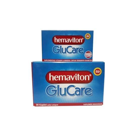 HEMAVITON GLUCARE 30 KAPLET