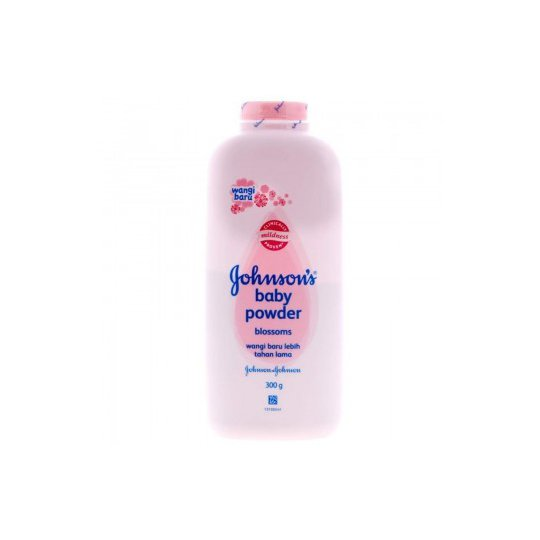 JOHNSON'S BABY BLOSSOMS POWDER 300 GR