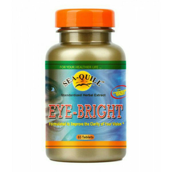 SEA-QUILL EYE-BRIGHT 65 TABLET