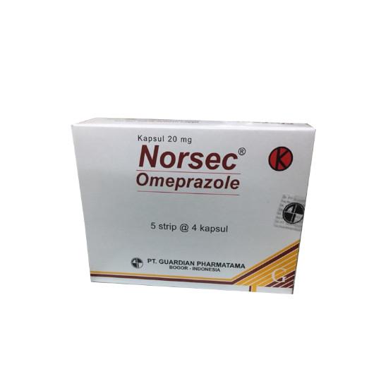 NORSEC 4 KAPSUL