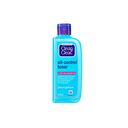CLEAN & CLEAR OIL CONTROL TONER 100 ML