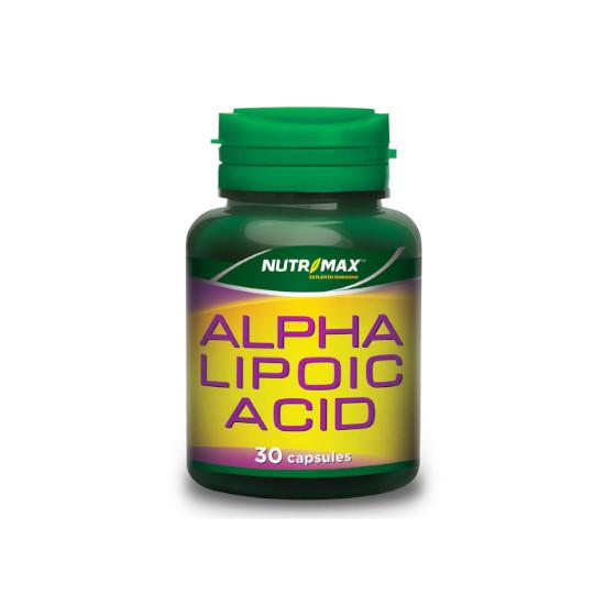 NUTRIMAX ALPHA LIPOIC ACID 30 KAPSUL