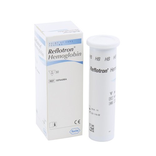 REFLOTRON HEMOGLOBIN 30 STRIP