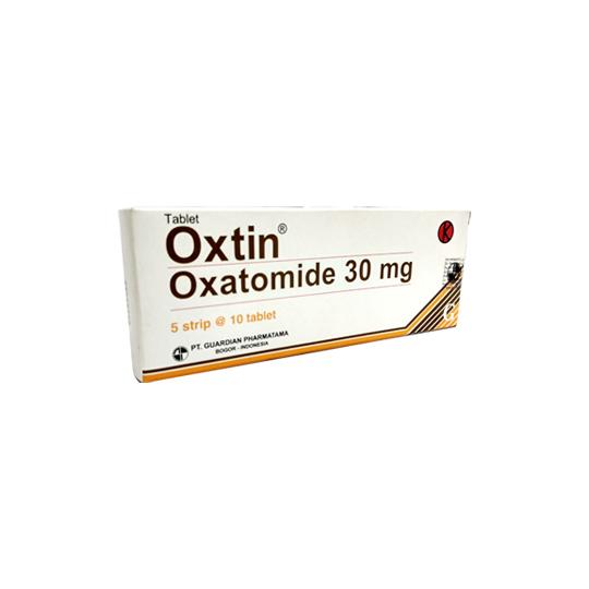 OXTIN 30 MG 10 TABLET