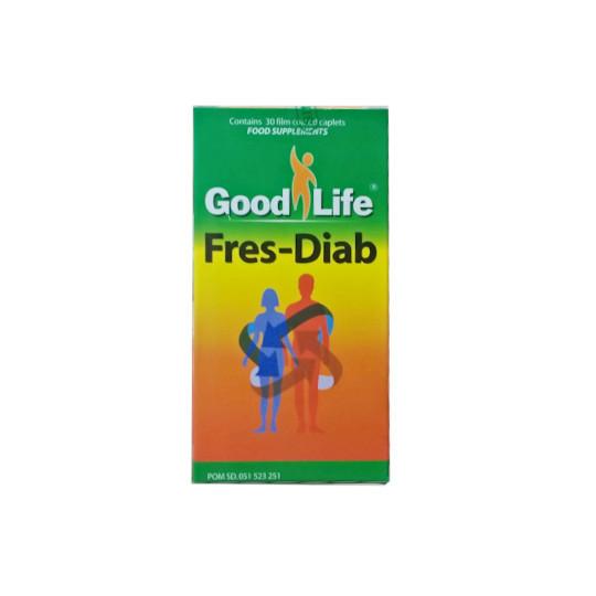 GOOD LIFE FRES DIAB 30 KAPLET