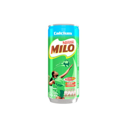 MILO LIQUID HIGH-CALCIUM 240ML