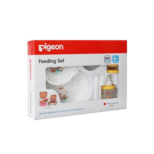 PIGEON FEEDING SET CD. D301