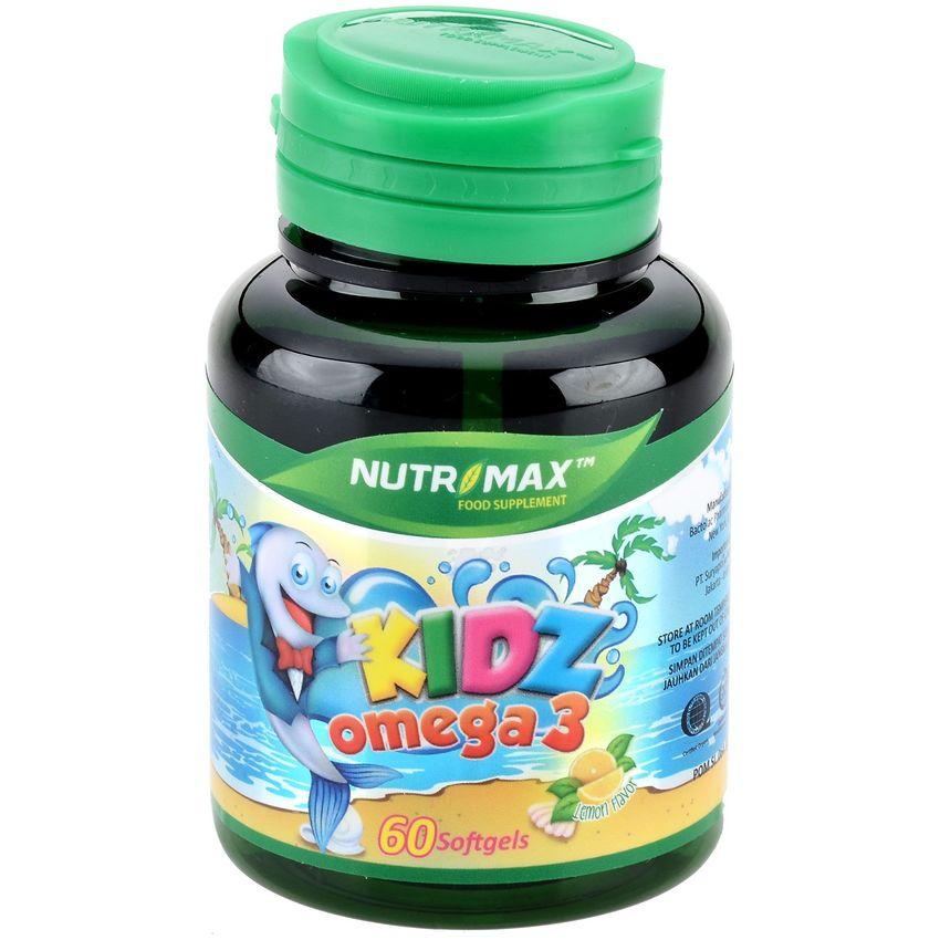 NUTRIMAX KIDZ OMEGA 3 KAPSUL