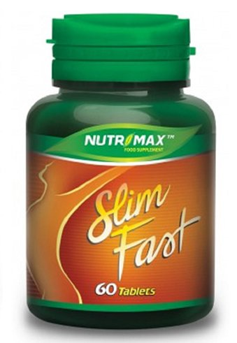 NUTRIMAX NEW SLIM FAST 60 TABLET