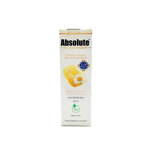 ABSOLUTE FEMINIME HYGIENE DAILY PROTECTION 60 ML
