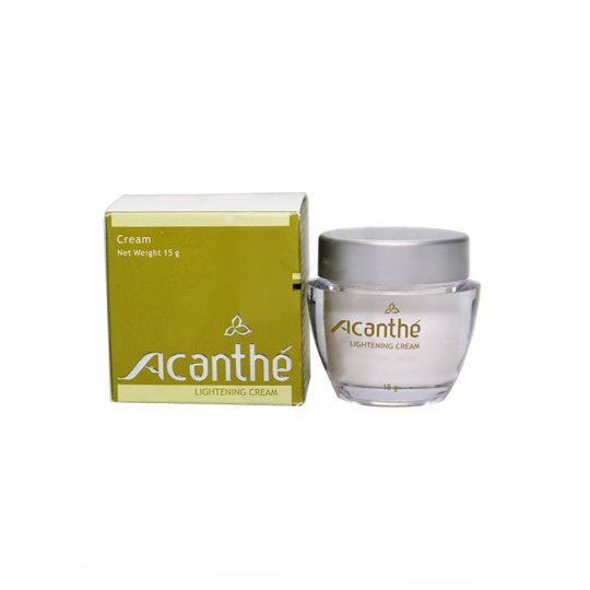 ACANTHE LIGHTENING CREAM 15 G