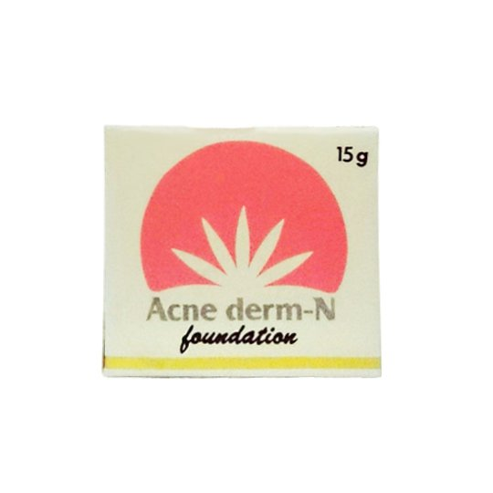 ACNEDERM N FOUNDATION 15 G